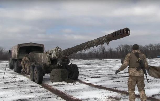 У штабі показали підйом артилерії за тривогою