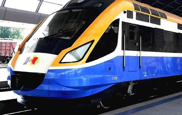 З Кишинева до Одеси почне курсувати сучасний потяг