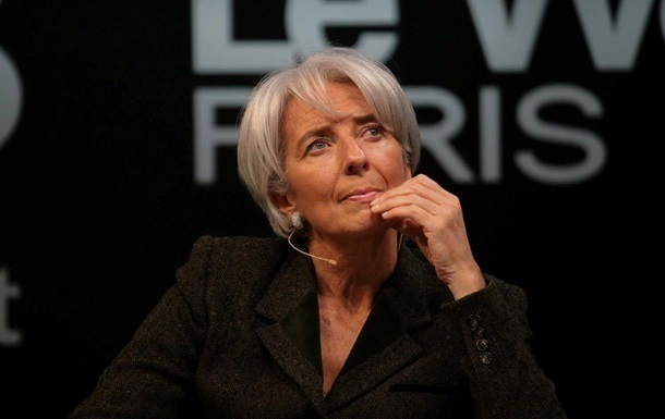 Глава МВФ призвала страны ЕС создать резерв на черный день