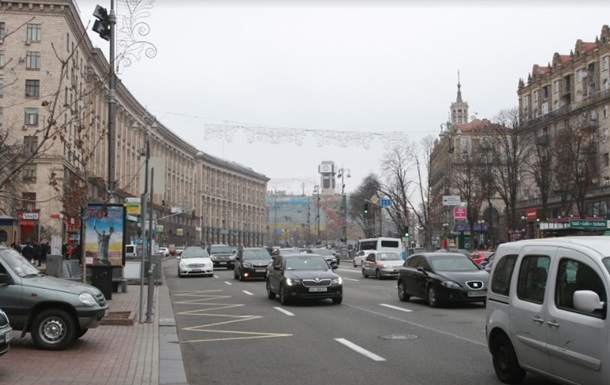 В Киев пришла метеорологическая весна
