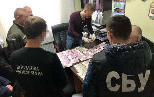 Укроборонпром уволил задержанного на взятке директора завода