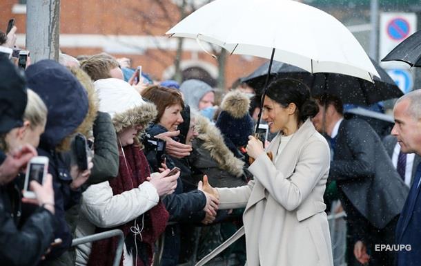 Меган Маркл сэкономит на свадебном наряде - СМИ