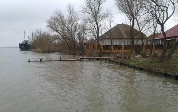 В Одесской области паводок угрожает 100 тысячам жителей