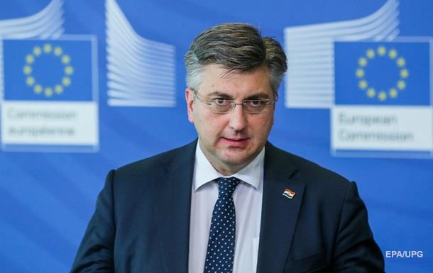 Хорватия объявила о высылке российского дипломата