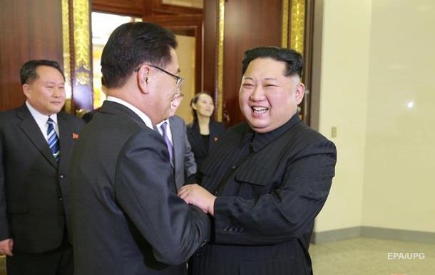 Кім Чен Ин уперше за сім років покинув КНДР - ЗМІ