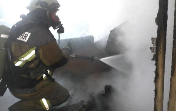В Сумах горело общежитие для студентов