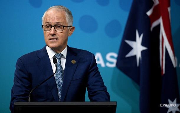 Австралія підтримає Британію у справі Скрипаля