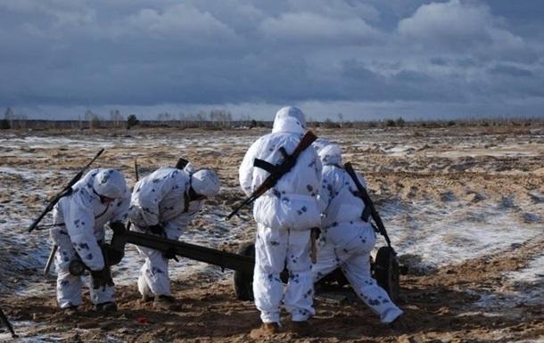 НаДонбассе задень зафиксировано 32 обстрела