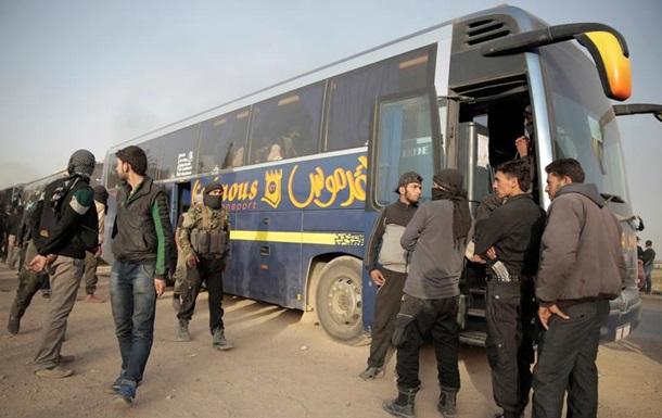 ВВосточной Гуте обезвредили 36 террористов сзаминированными поясами