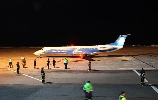 Аеропорт Вінниці прийняв найкоротший рейс в Україні
