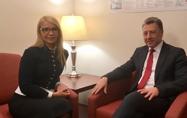 Тимошенко: подлинный интерес