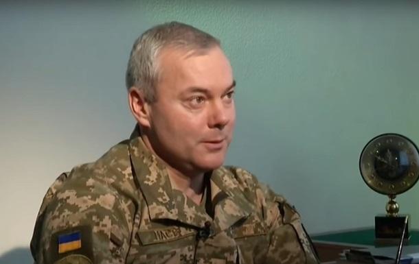 Командувач розповів про підготовку операції Об єднаних сил