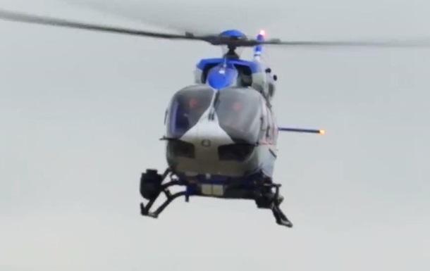 В Украине создают единую вертолетную службу