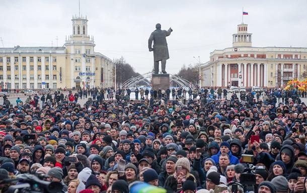 Стихийные протесты в Кемерово. Власть игнорирует