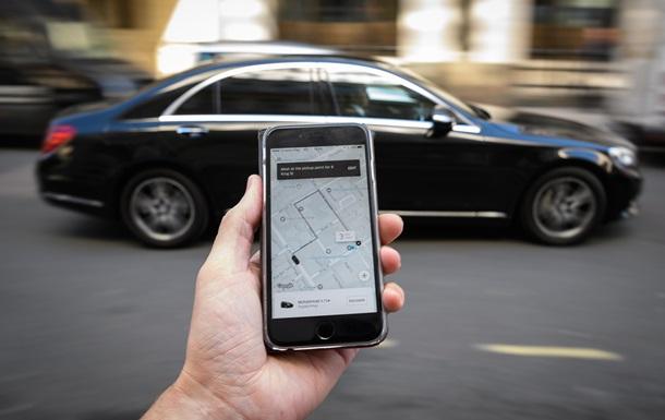 В Брюсселе таксисты взбунтовались против Uber