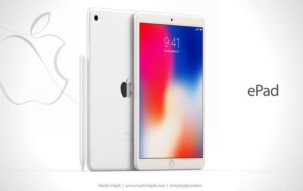 В Сети появилось изображение бюджетного iPad
