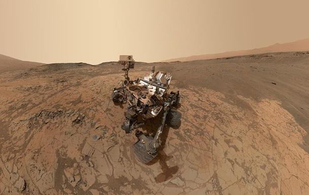Curiosity 2000 дней на Марсе. Главные фотографии