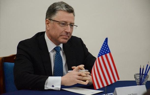 Волкер заявил о «горячей войне» в Донбассе