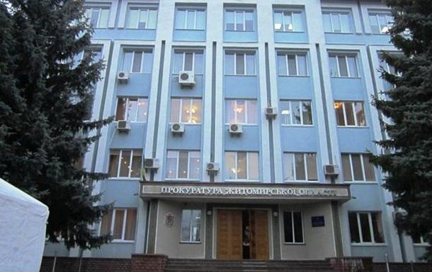 В Житомирской области депутата подозревают в наезде на пешехода