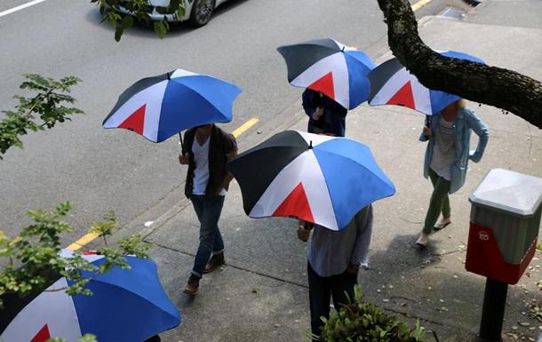 Брендированные зонты BLUNT: формула успешного корпоративного подарка