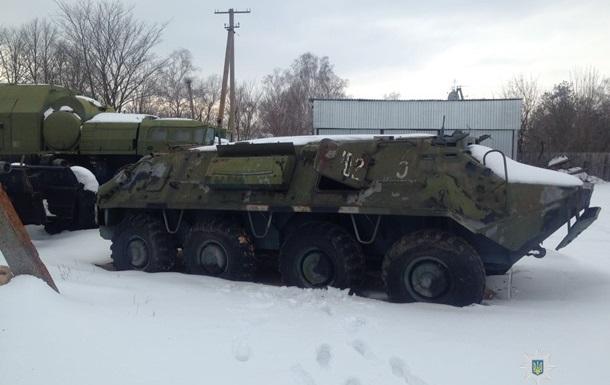 Обнаруженная в Житомирской области техника не является военной – ГПУ
