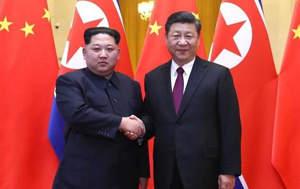 Лідери КНДР і Китаю зустрілися в Пекіні