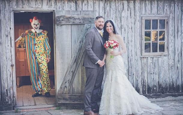 Чоловік шокував дружину страшним весільним фото