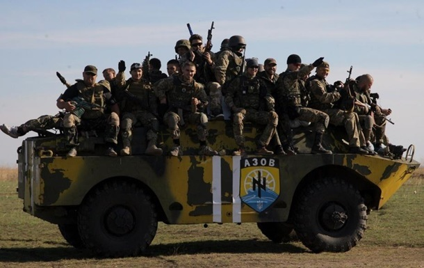 США запретили давать свое оружие полку Нацгвардии Азов - СМИ
