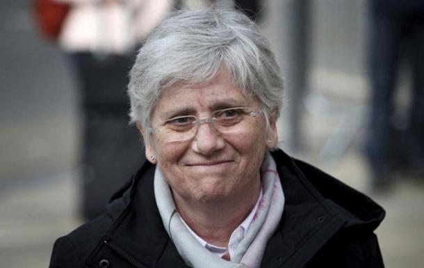 Экс-министр Каталонии сдалась властям Шотландии
