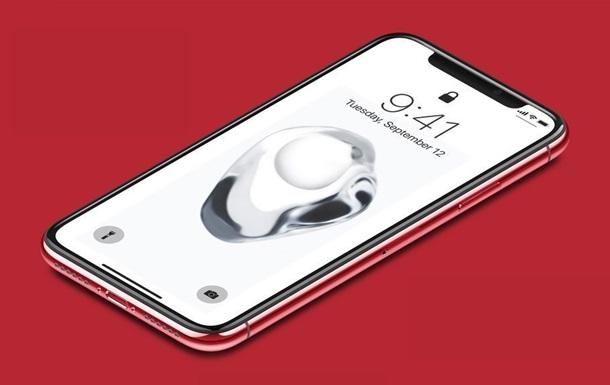 iPhone Х показали на відео в новому кольорі