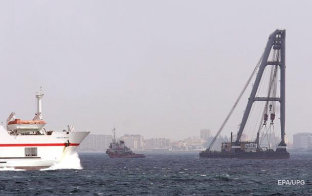 У порту Італії стався вибух