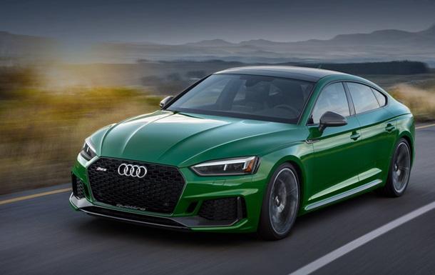 Audi представила п ятидверний RS5
