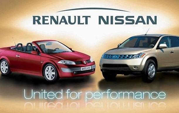 Renault и Nissan создадут нового производителя