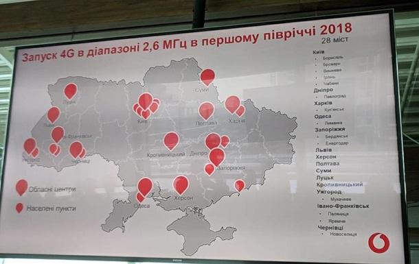 В Україні обіцяють запустити 4G найближчими днями