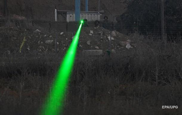 У ДНР заперечують, що у них є лазерна зброя
