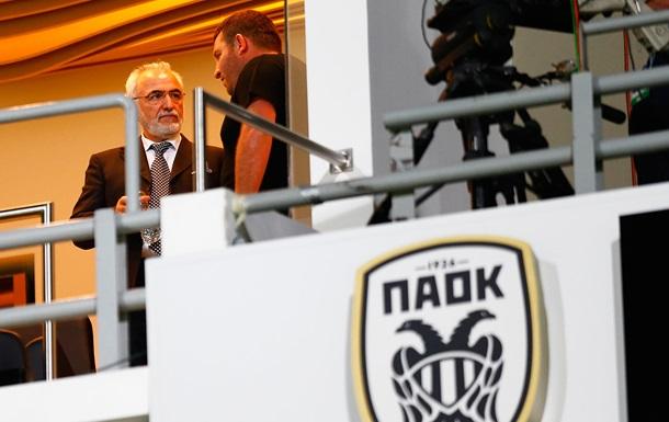 Российскому бизнесмену запретили посещать футбольные матчи