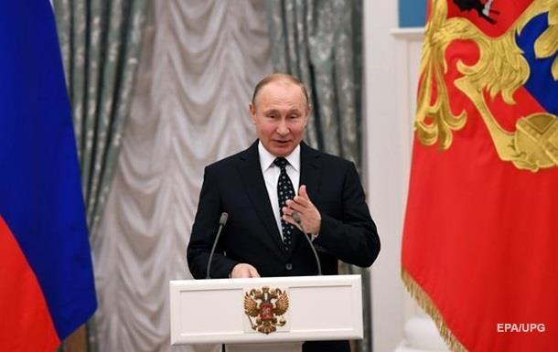 Діяльністю Путіна задоволені понад 80% росіян - опитування