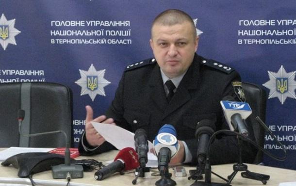 Тернопольских копов отправили в зону АТО за танцы под Газманова