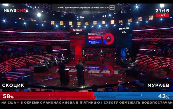 Украинский формат: новые лица vs старые популисты