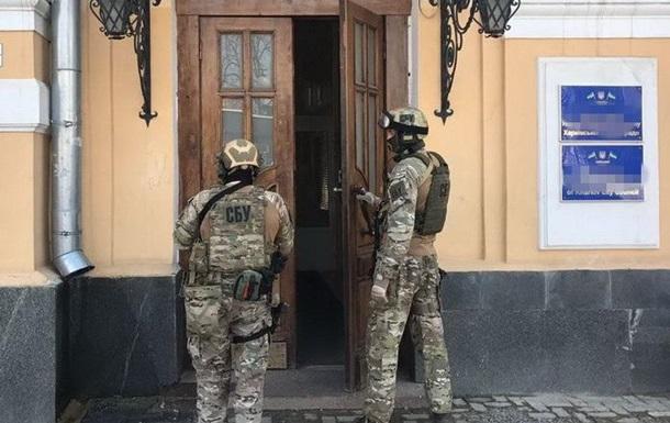 В Харькове чиновники райадминистрации попались на хищении