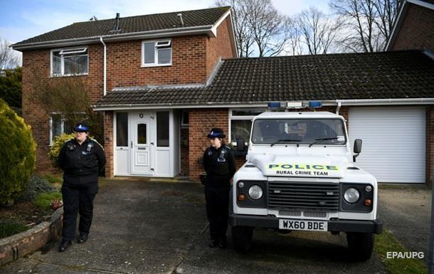 У Великобританії поліція оточила дитячий майданчик біля будинку Скрипаля