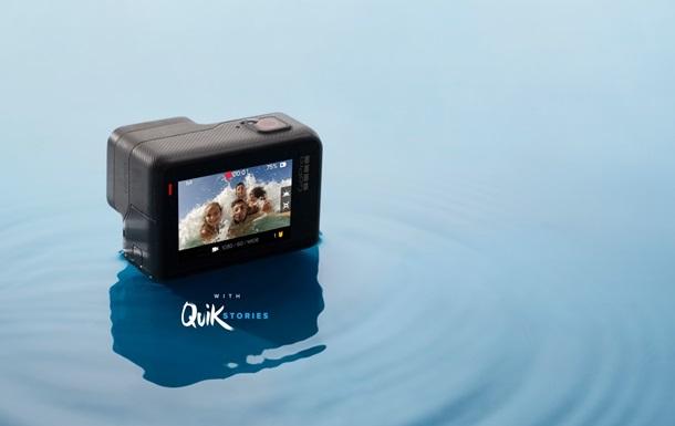 GoPro представила самую бюджетную камеру Hero