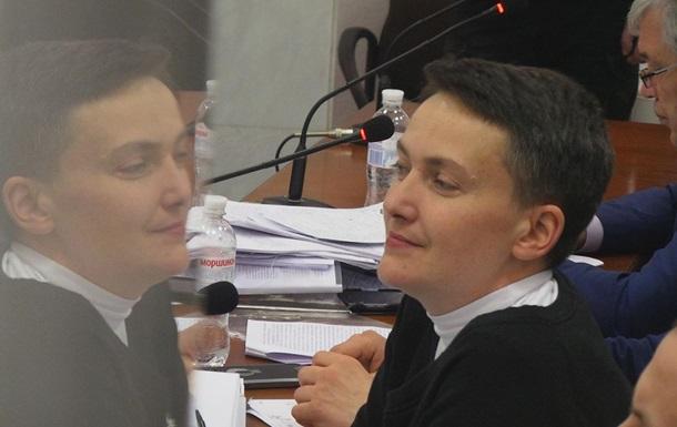 На одну щаблину Савченко і Штепу