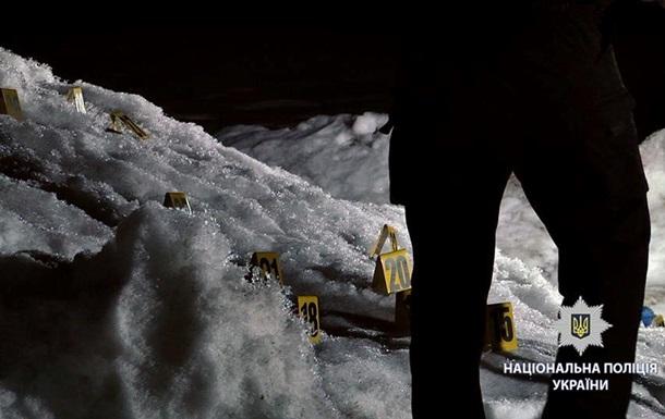 В Харькове расстреляли кавказцев из автомата