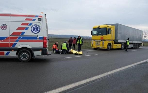 В очереди на польской границе погиб украинец