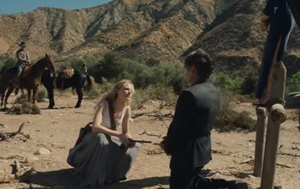 Трейлер Мира Дикого запада стал интернет-хитом