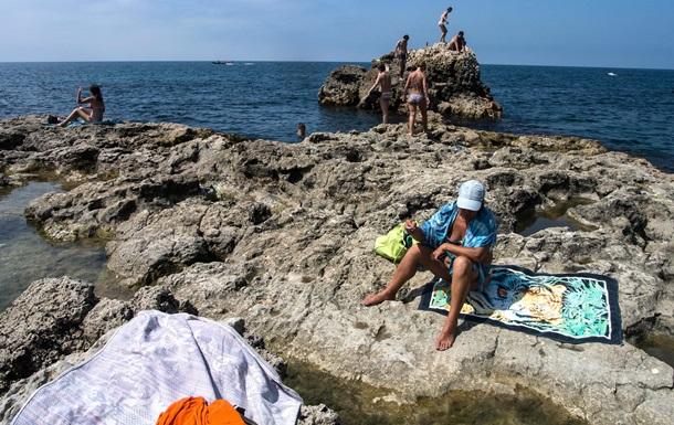 У Криму назвали причини провалу курортного сезону