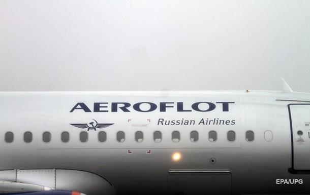 РФ: В Лондоне незаконно осмотрели лайнер Аэрофлота
