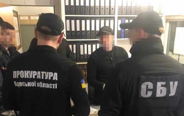Затримано чиновників митниці і Держприкордонслужби