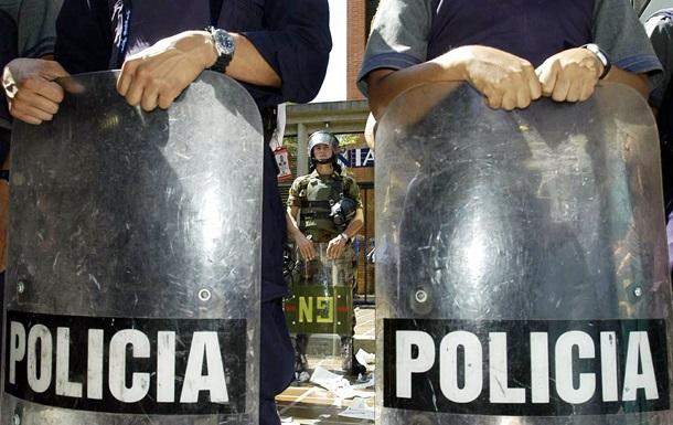 Пожежа у в язниці Венесуели: затримані п ятеро поліцейських